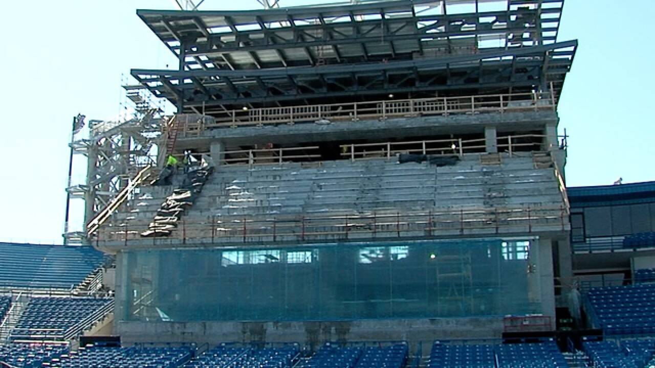 Facilities get upgrades ahead of Western & Southern Open