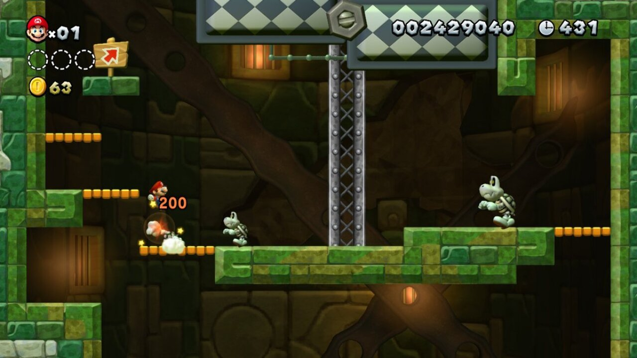 GAME REVIEW: New Super Mario Bros  U Deluxe