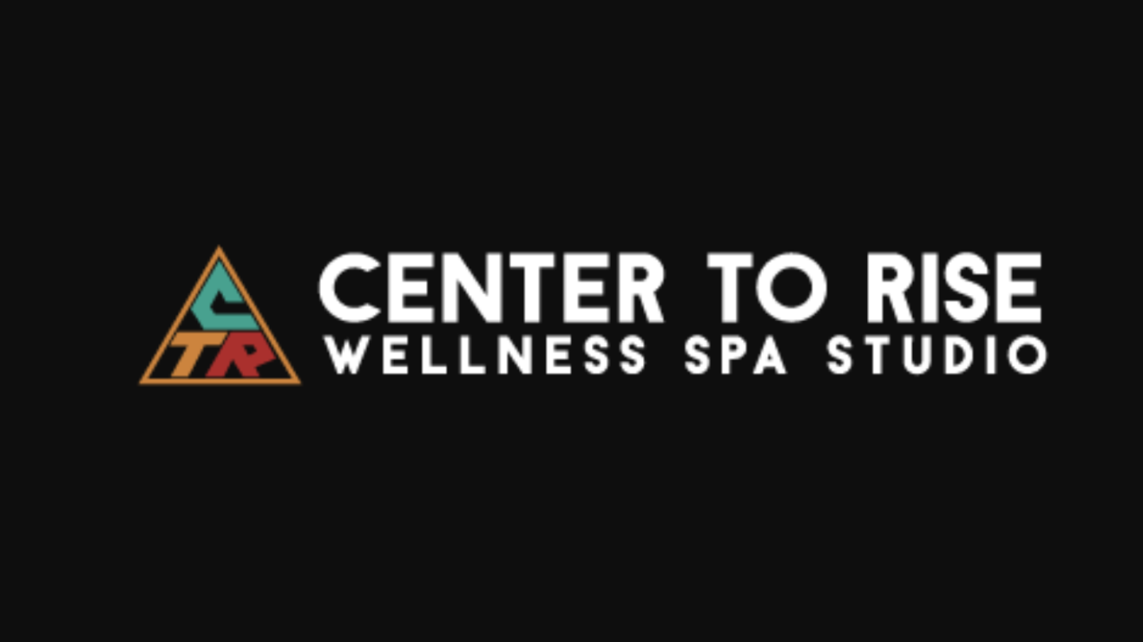 Center to Rise Wellness Spa Studio Logo