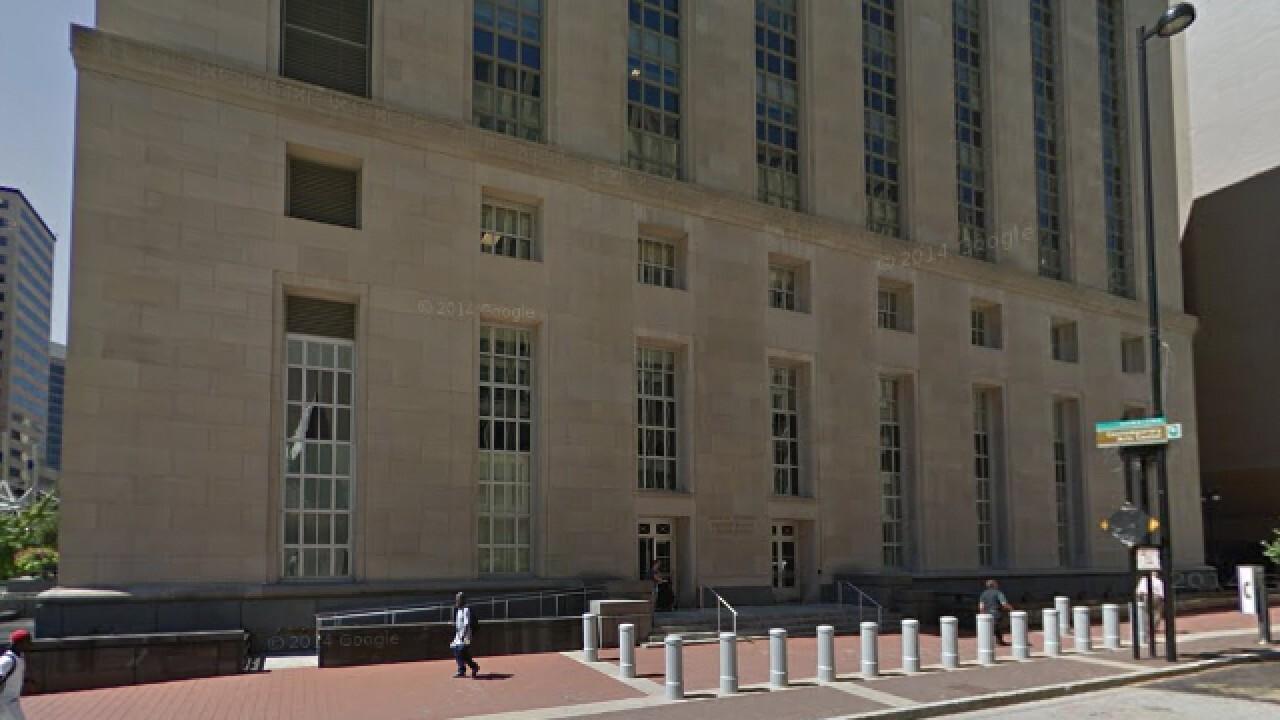 U.S. District Court in Cincinnati where sex offender case was argued on Dec. 17, 2018.