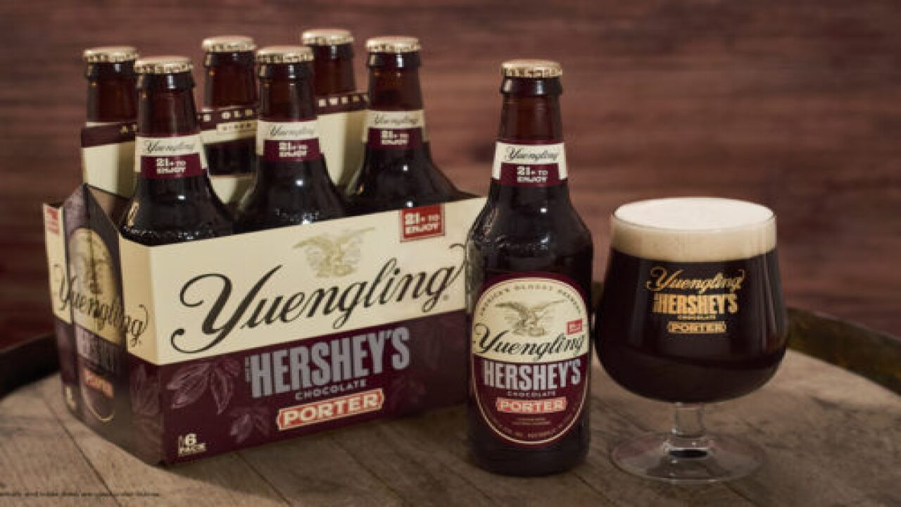 Hershey's Chocolate Beer Will Now Be Available In Stores