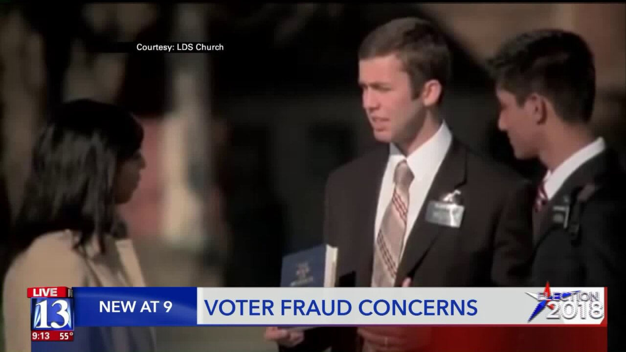 Concerns over parents casting votes for their children serving LDSmissions