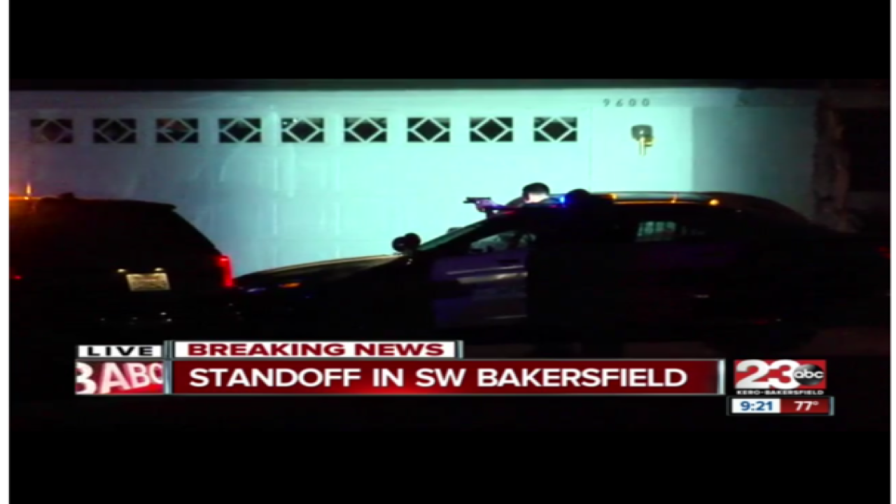 Neighbors are fed up after standoff in Southwest