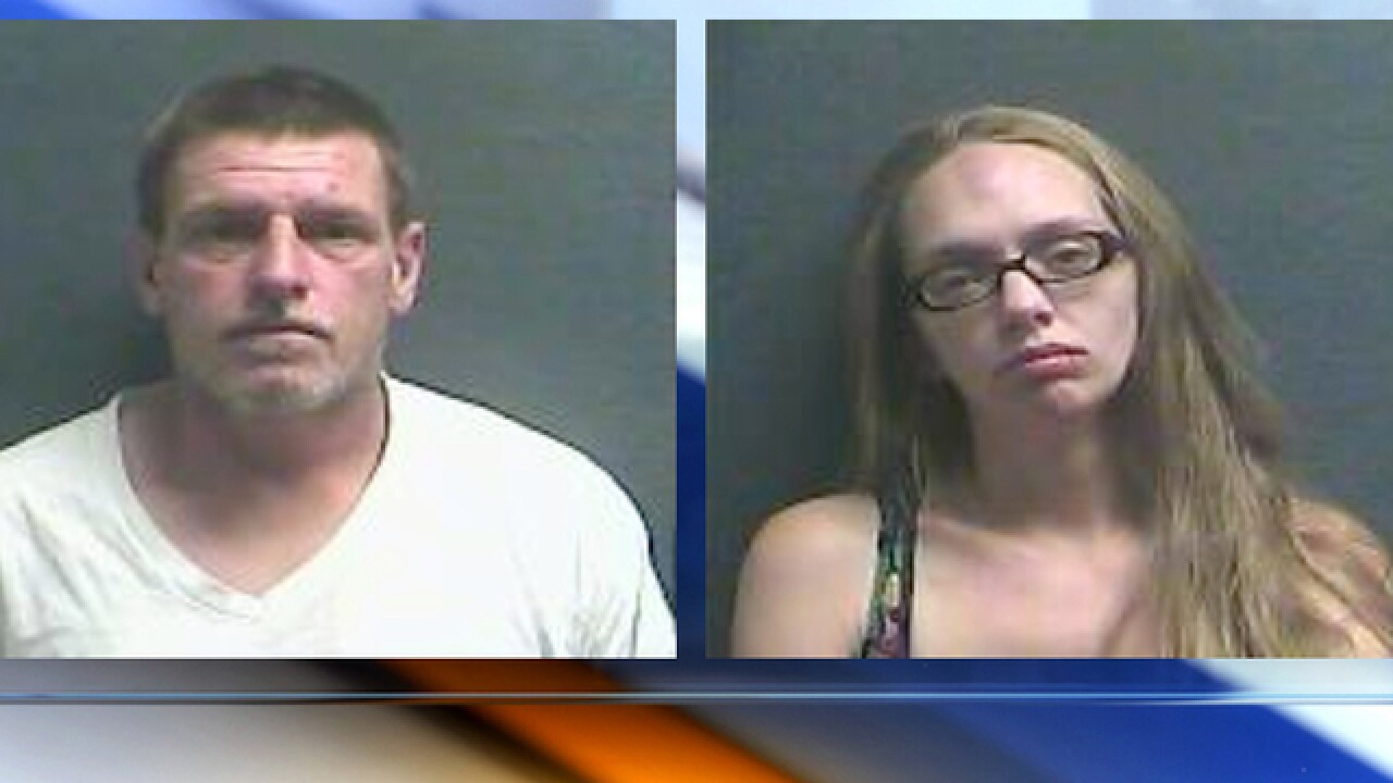 Mom, boyfriend charged in abuse of 3-year-old
