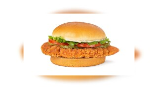 Whataburger getting into the game with its own spicy chicken sandwich