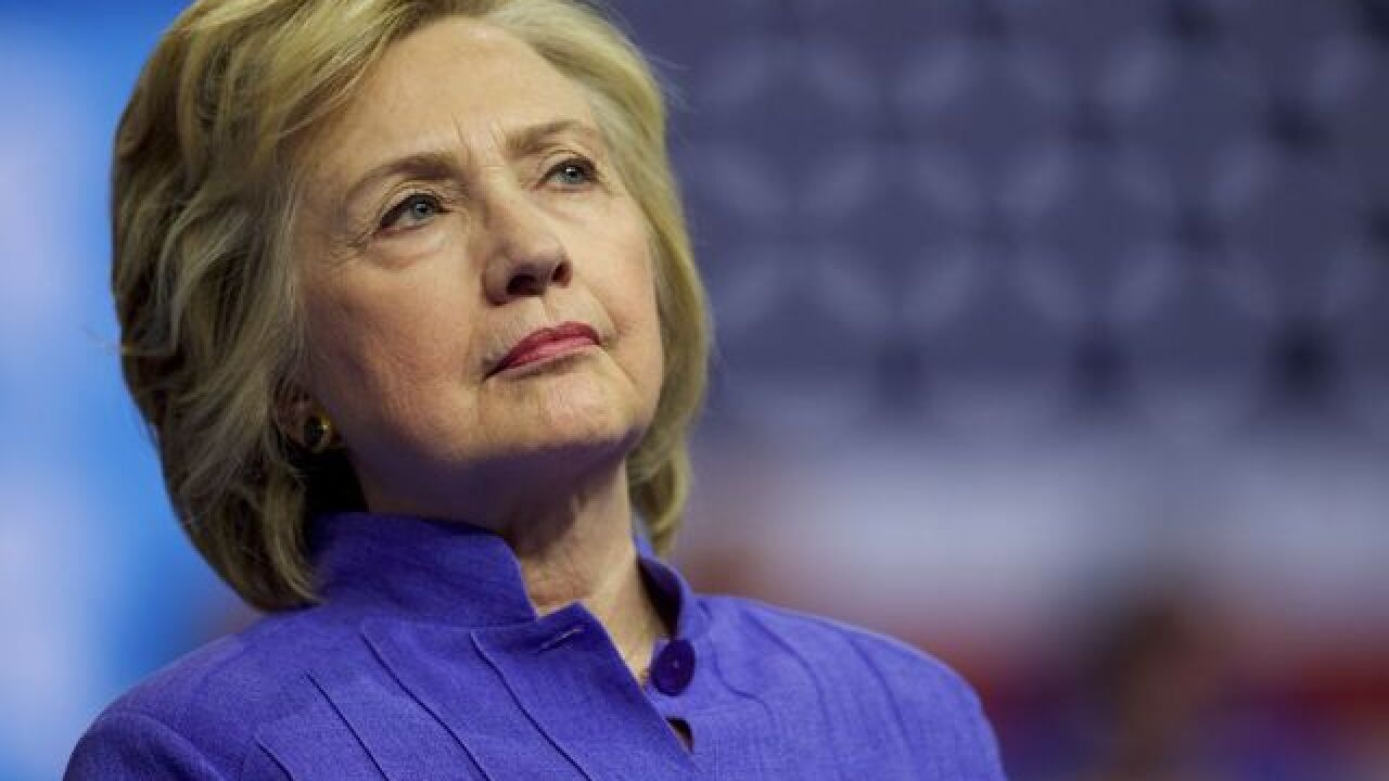 Clinton slams FBI, calls renewed interest in emails 'deeply troubling'