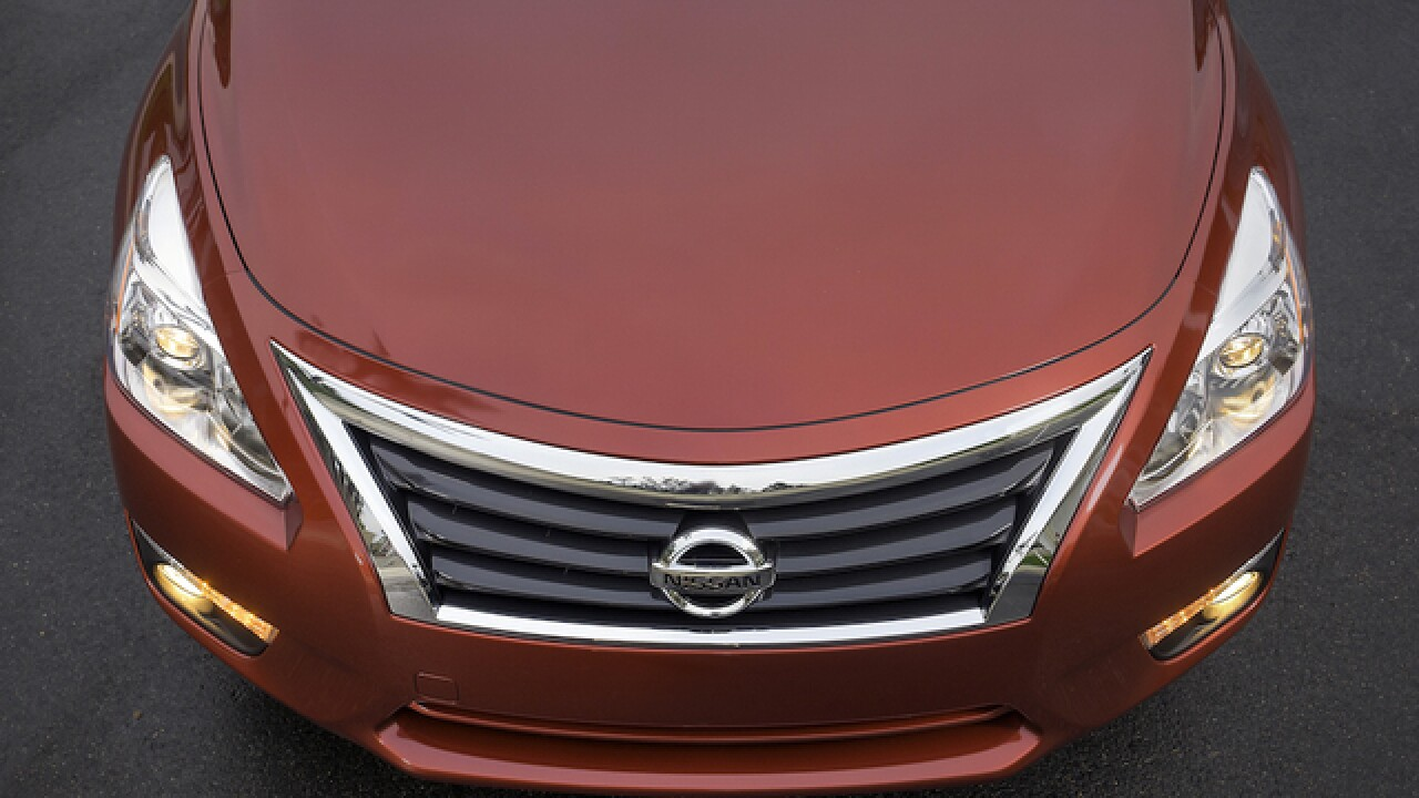 Nissan Altima recalled again to fix hood latch