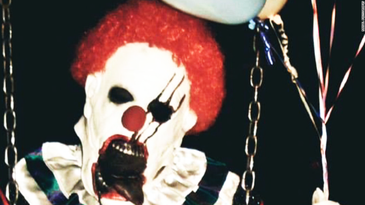 Why Californians aren't amused by rash of clown scares