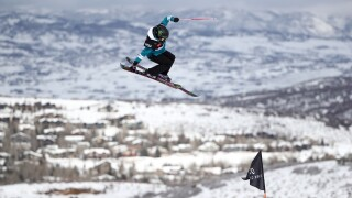 Maggie Voisin -- FIS Freestyle Ski World Championships - Training