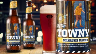 Lakefront Brewery New Beer