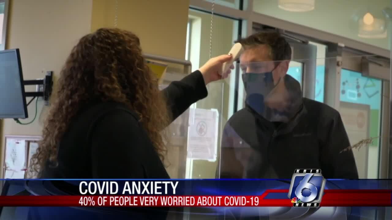 Anxiety mounts across nation as coronavirus spreads