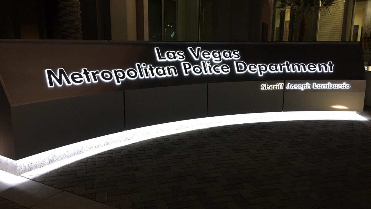 Las Vegas Police Fusion Watch Center