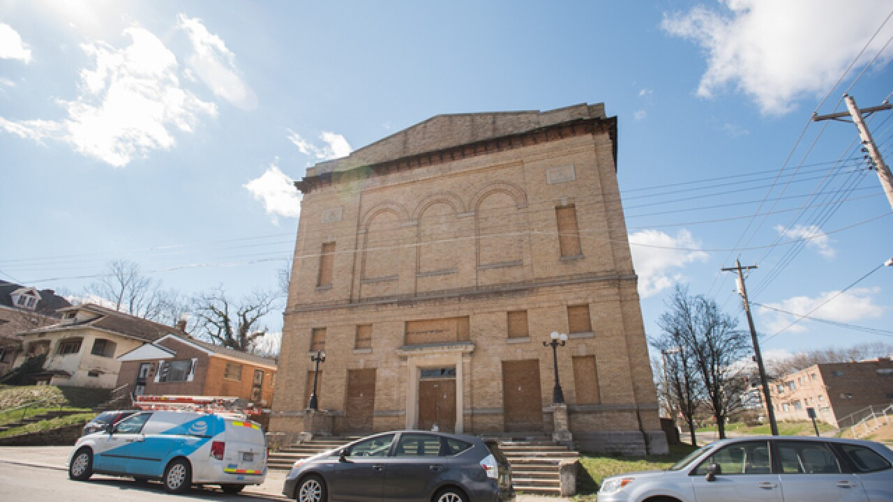 Price Hill has a grand events space in its sites