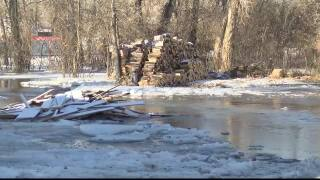 Choteau flood cleanup eased by flood control
