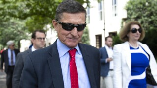 Justice Department dropping case against Michael Flynn