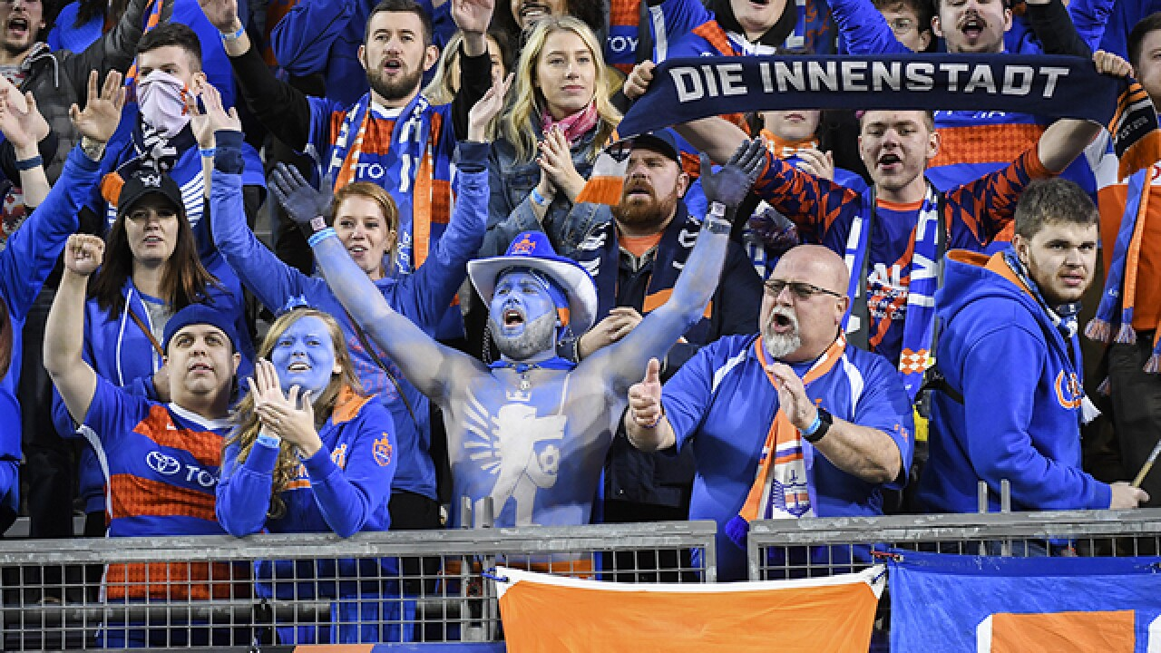 FC Cincinnati won't be satisfied with anything less than the USL championship