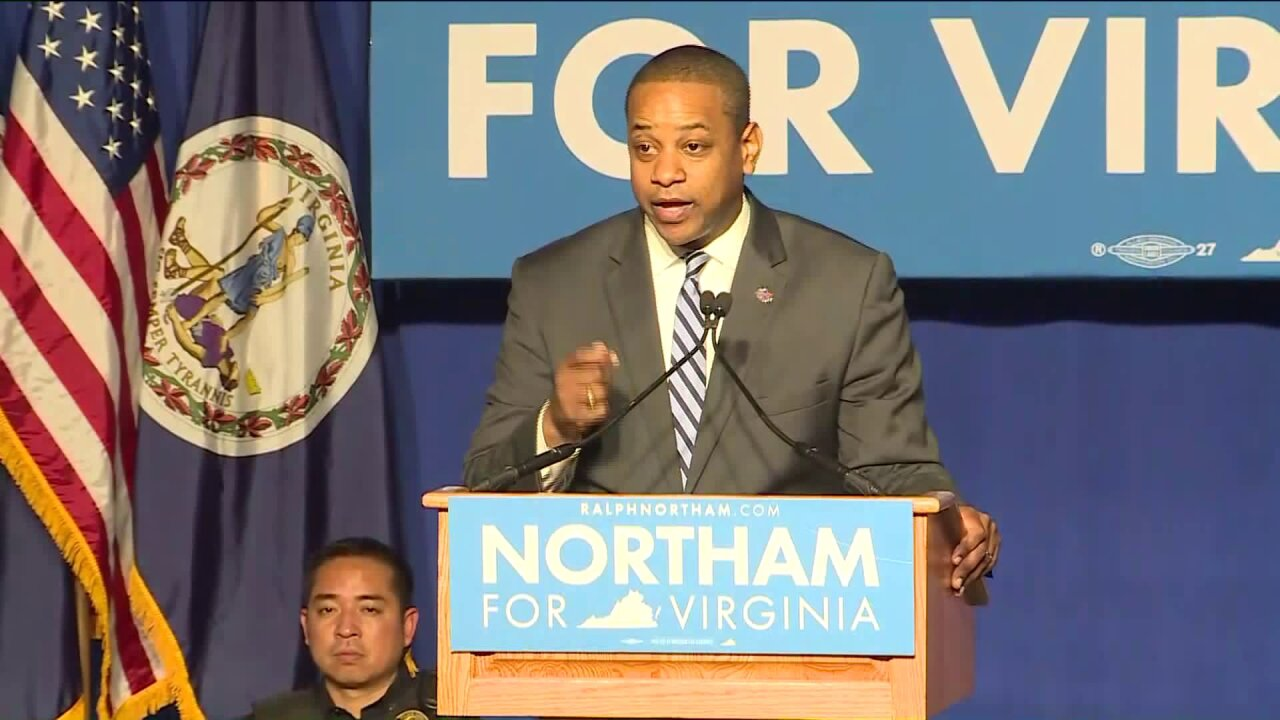 Justin Fairfax defeats Jill Vogel to become Virginia's next LieutenantGovernor