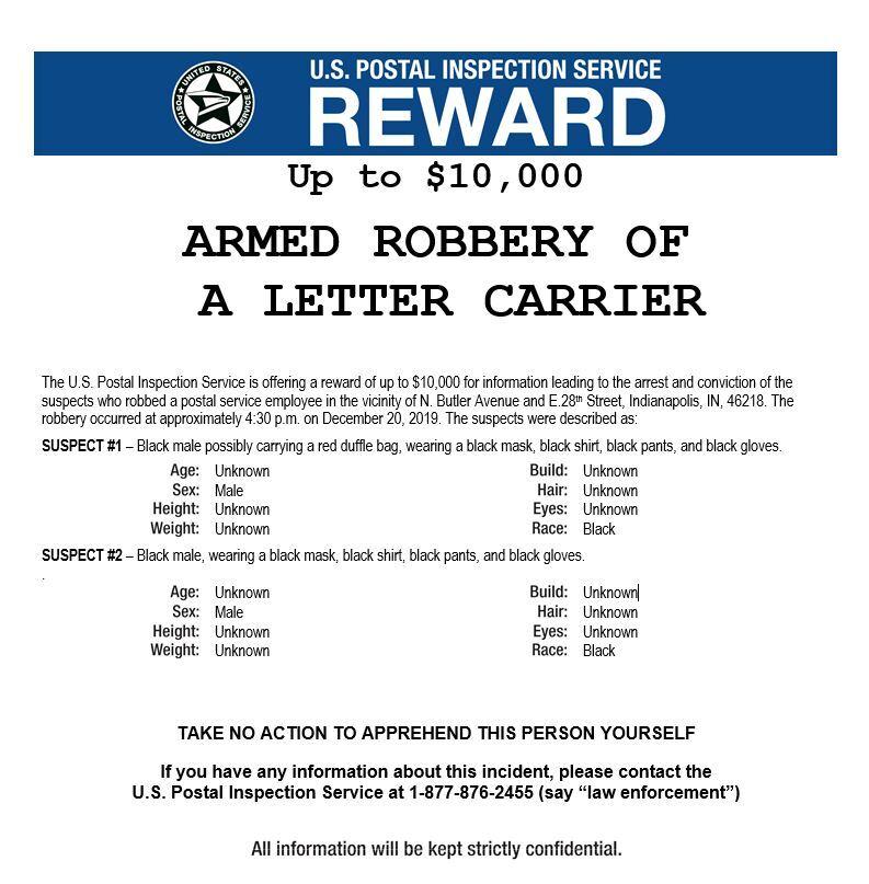 Postal Worker Robbed.JPG