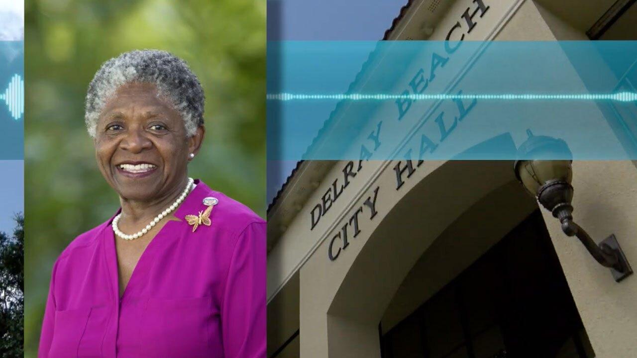 Delray Beach Vice Mayor Shirley Johnson