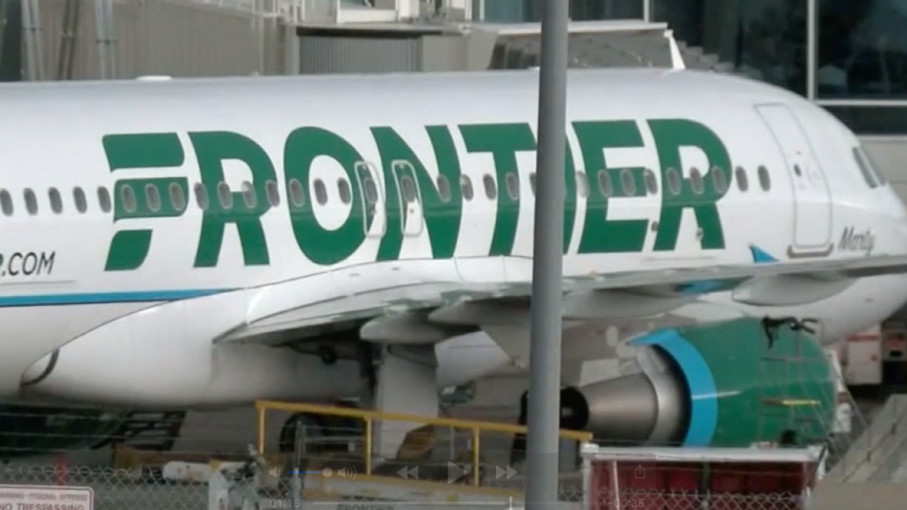 Frontier Airlines' customer says company didn't fulfill its promise so she called News 5 for help.