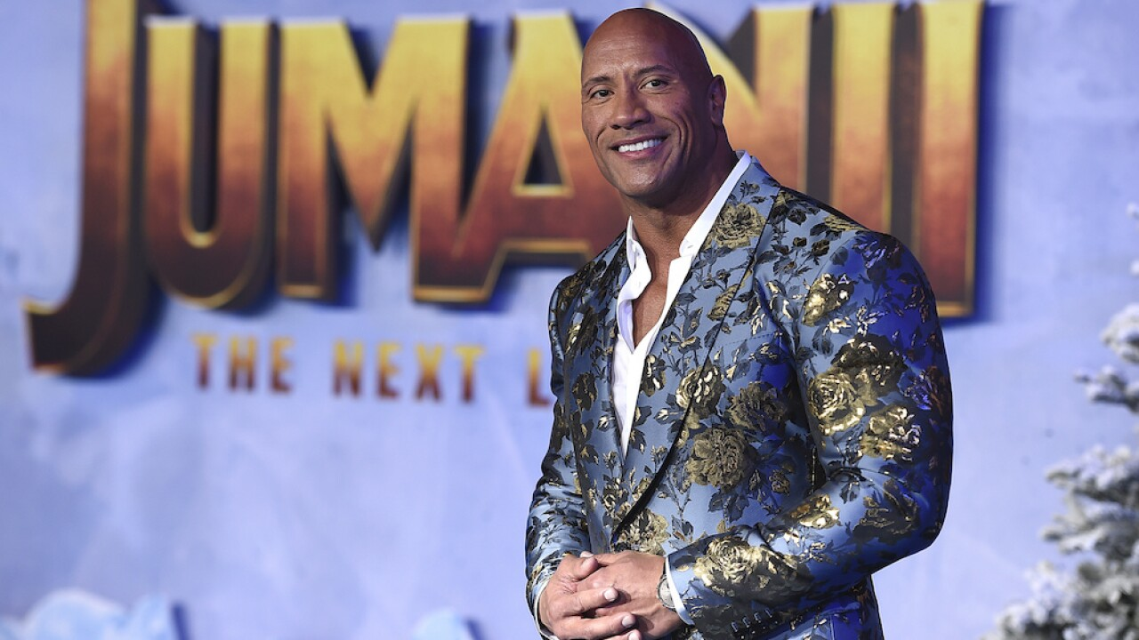 Dwayne 'The Rock' Johnson buys XFL along with group of investors for $15 million