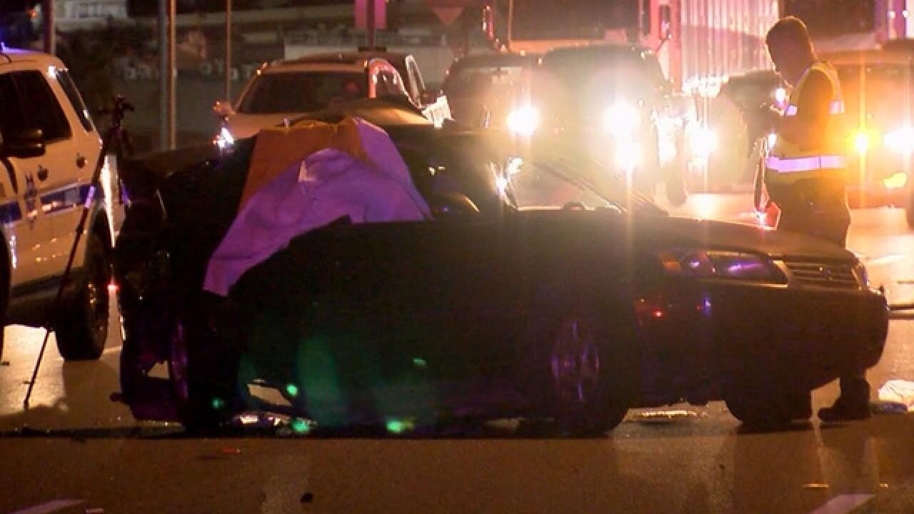 DPS: One dead in I-10 crash in Phoenix