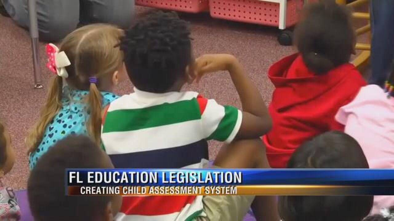 Legislators Propose Assessment System for School Readiness Programs