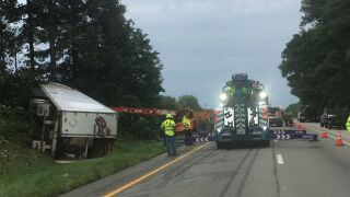 2 killed in Putnam County I-70 crash