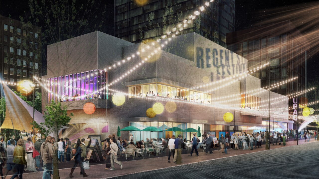 Downtown demolition makes way for New Performing Arts Center