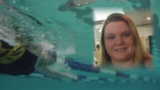 "Kelsi German: ""I swim every stroke for my sister"""