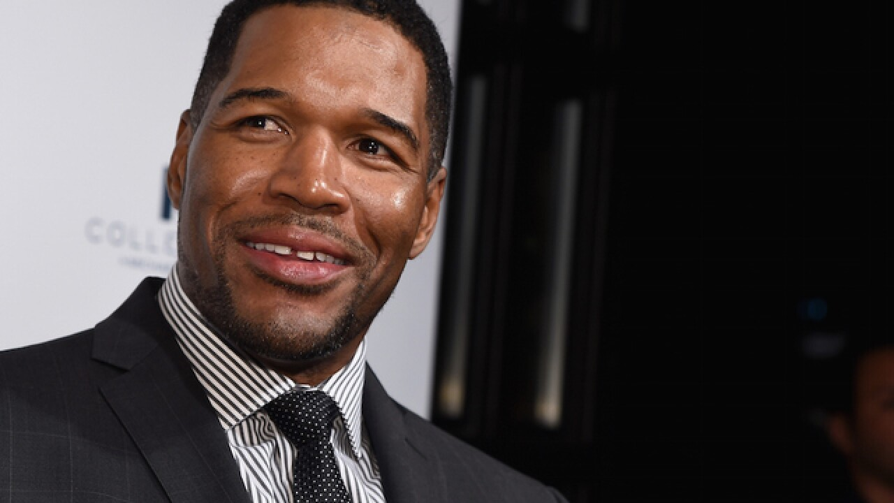 Michael Strahan leaving daytime 'Live' show