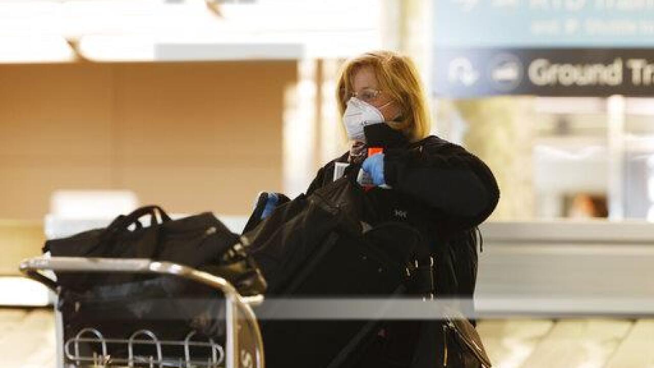 Airlines demanding passengers wear face masks for travel