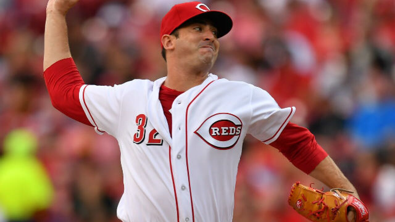 Cincinnati Reds are pleased with direction of the club following Tuesday's trade deadline