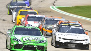 Kyle Busch completes 5-for-5 Xfinity sweep Atlanta win