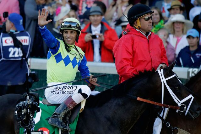 Photo gallery: Always Dreaming wins the 143rd Kentucky Derby