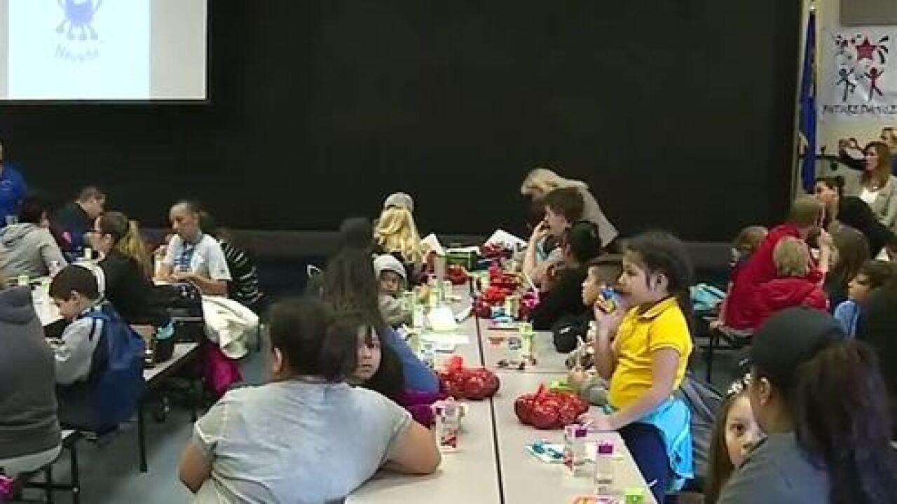 Celebrating National Reading Day in Las Vegas