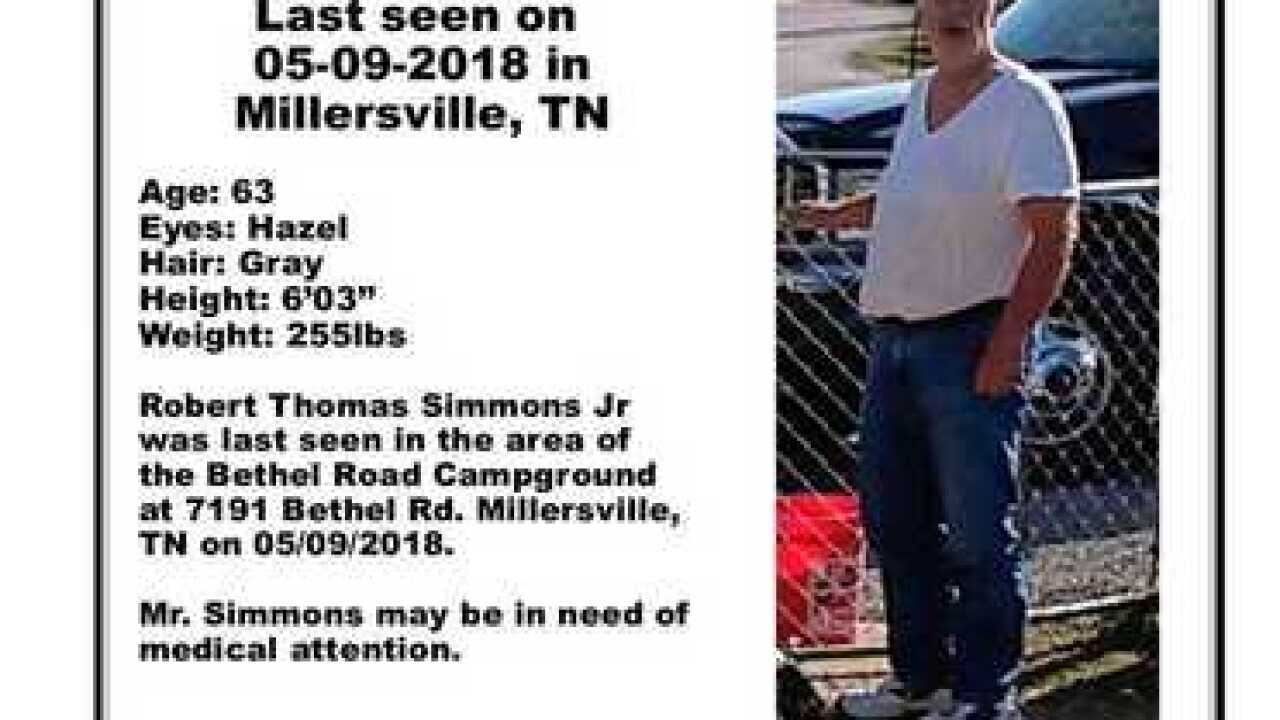 Body Of Missing Man Found In Millersville