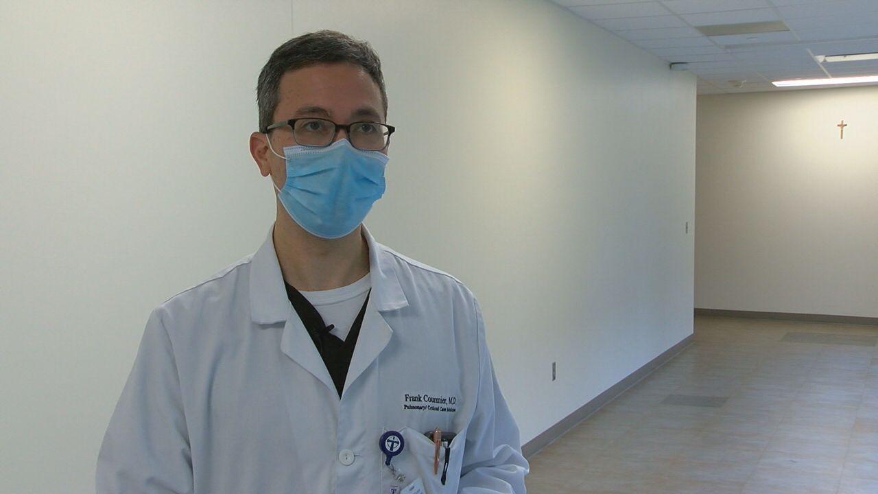Dr. Courmier