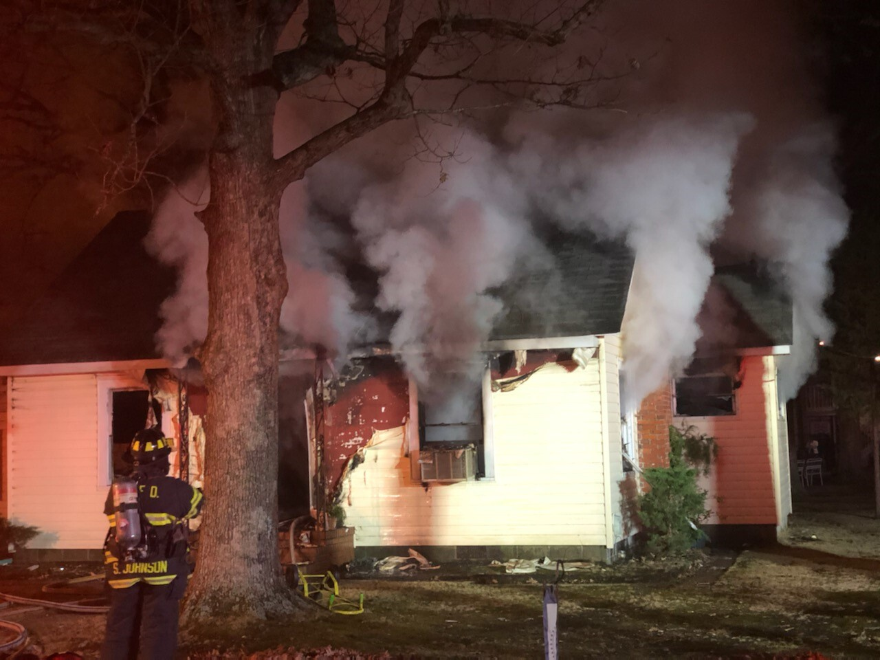 Photos: Woman found dead in Newport News house fire onChristmas