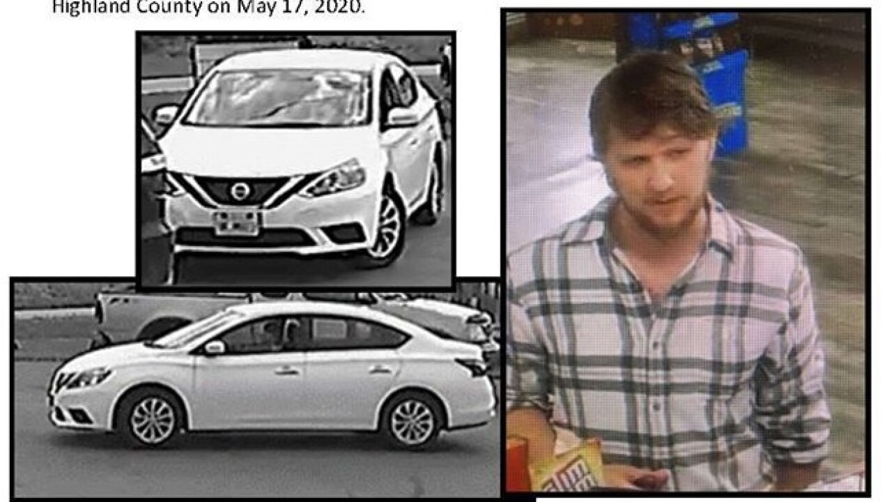 Authorities seek to ID man who may have information on Madison Bell's disappearance