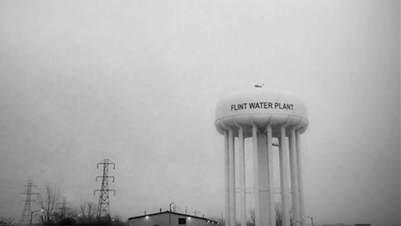 Senate Dems submit plan to fix Flint pipes