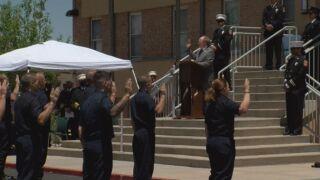 CSFD graduates 27 new firefighters