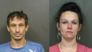 Dustin Guilbeau and Heather Compton; courtesy Breaux Bridge Police Department