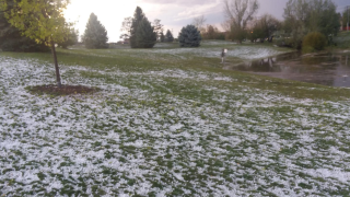 Thousands lose power as hail storm pounds Billings area