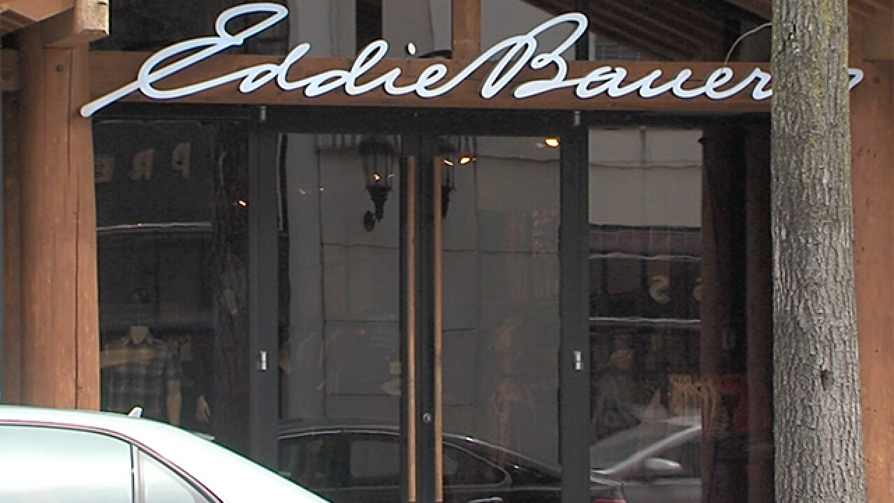 Plaza Eddie Bauer store closing in May