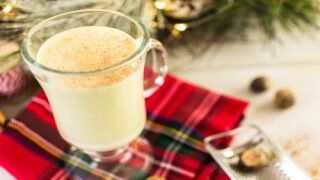This Eggnog Recipe Uses Tequila For Some Extra Holiday Spirit
