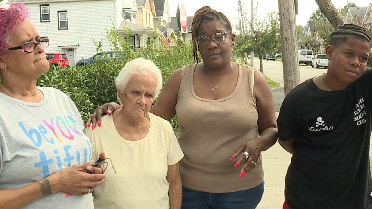 Garfield Hts. mother of five found murdered in her home