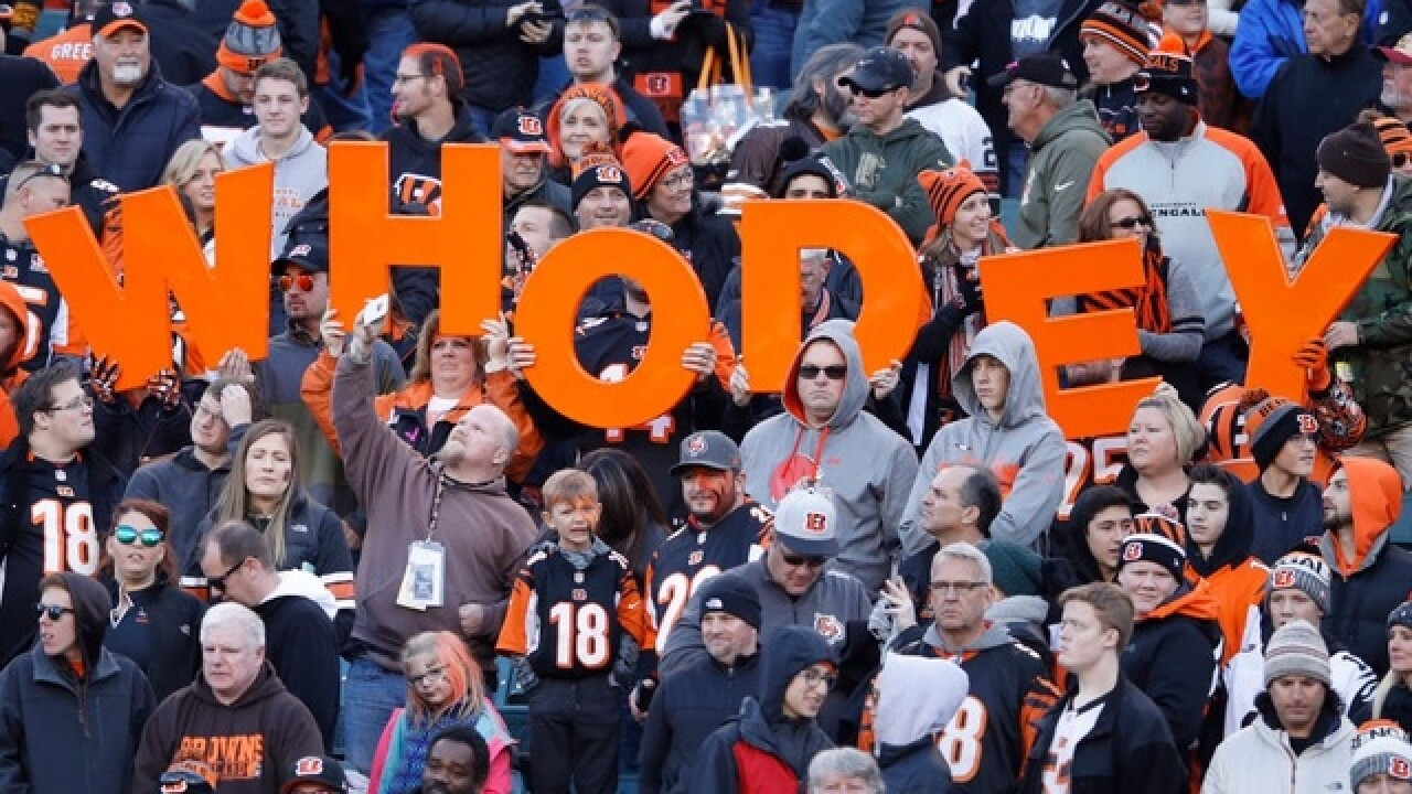 Podcast: Are Bengals playoff bound?