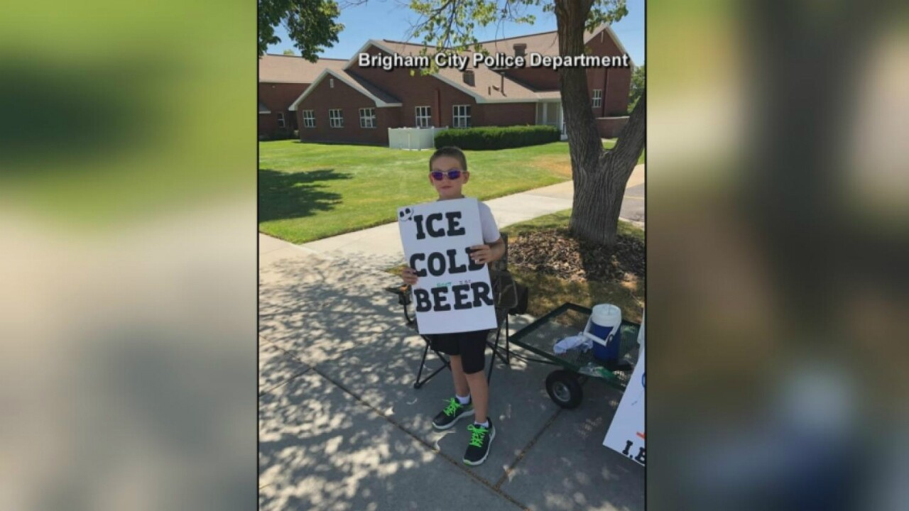 Why Is Root Beer Called Root Beer >> Cops Called On Kid Selling Ice Cold Root Beer