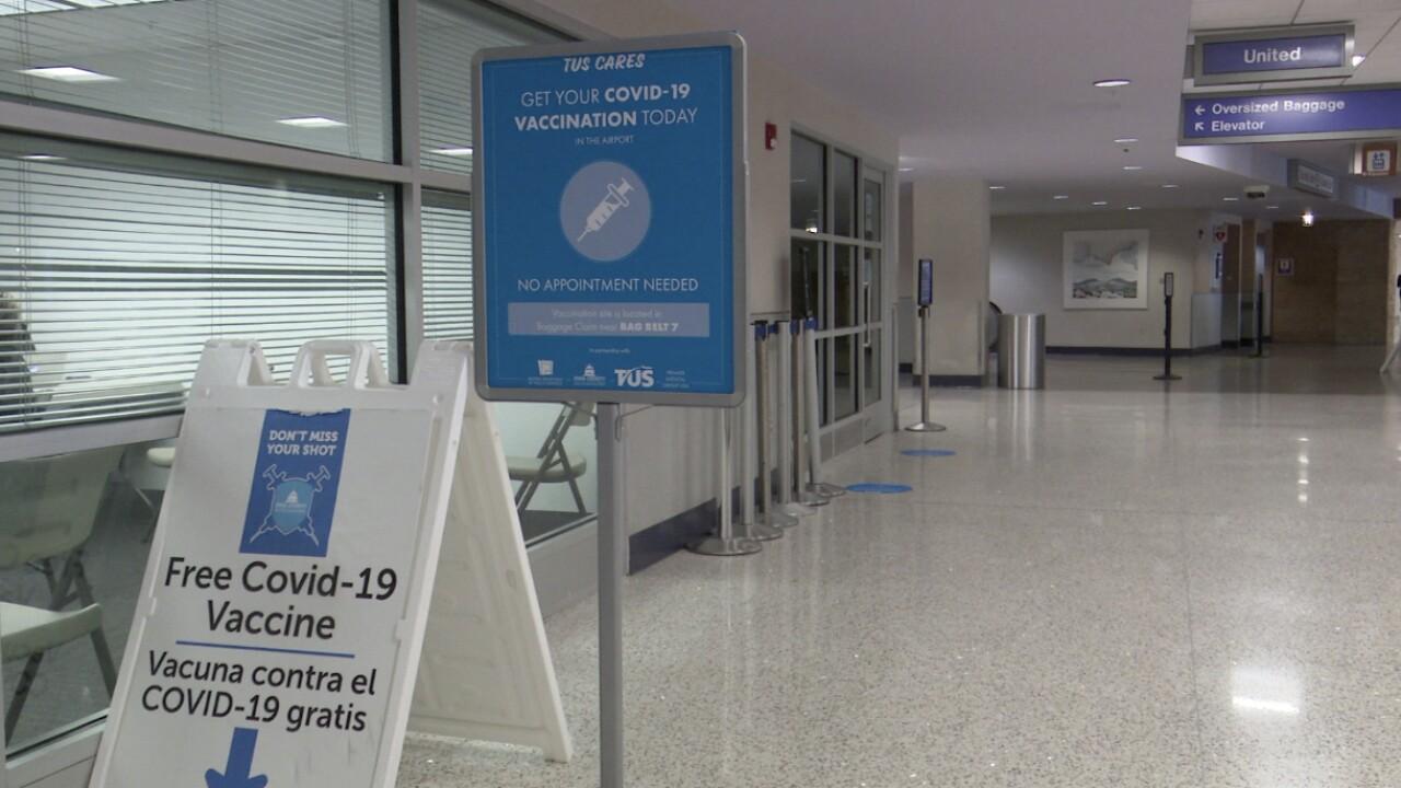 Tucson International Airport vaccine pop-up .jpg